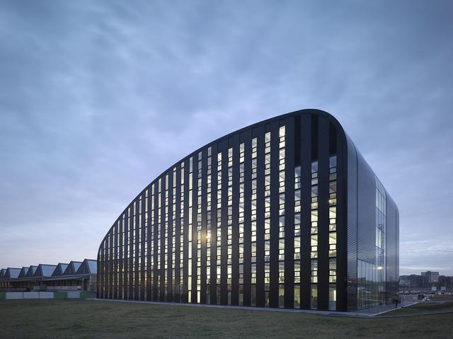 <strong>比利时布鲁塞尔比利时Environment大楼</strong>