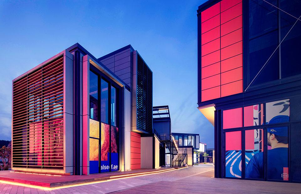 10 DESIGN 为迪拜核心地带 Al Seef 现代